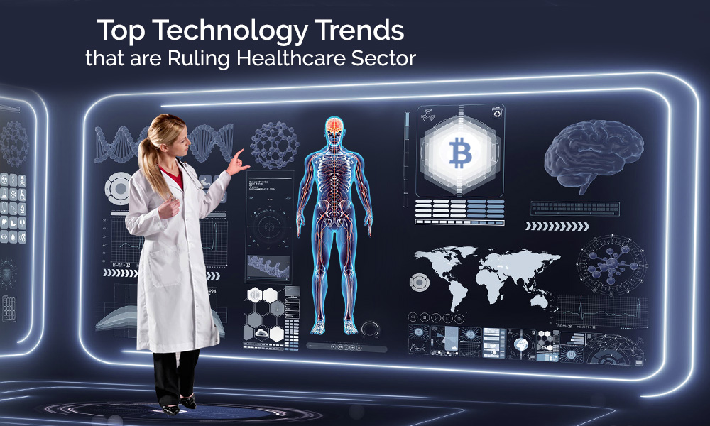 technology trends in healthcare sector
